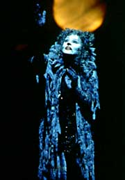 Linda Balgord as Grizabella photo: Carol Rosegg